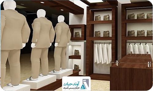 ضبط کالا و مجازات فروشندگان پوشاک خارجی بدون مجوز واردات
