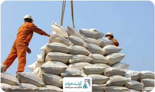۱۰ کشتی برنج در راه ایران / واردکنندگان مردد شدند!
