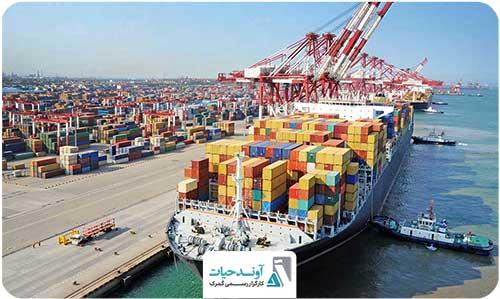 چین مهمترین مقصد کالاهای ایرانی